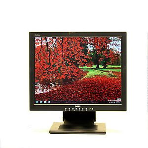 "Dell UltraSharp 1800FP 18"" LCD Computer Flat Screen Panel Monitor"
