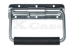 Large ATA Road Rack Case Surface Mount Handle Zinc
