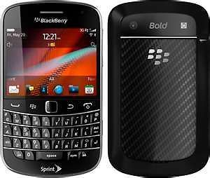 Brand New Sprint Blackberry Bold 9930 Touch Screen Clean ESN Without Contract