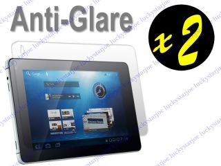 2 Pcs x Matte Anti Glare Screen Protector Film for 7 inch Huawei MediaPad Tablet