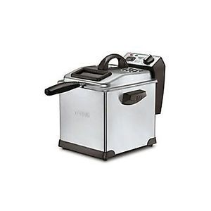Waring Digital Deep Fryer Small Appliances