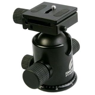 Photography Heavy Duty Camera Tripod Action Ball Head Quick Release Plate