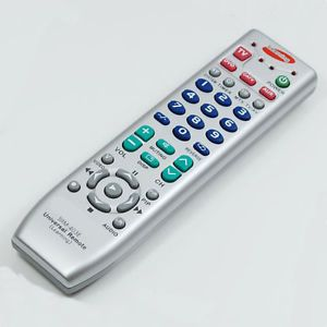 Universal Learning Remote Control for TV VCD DVD VCR