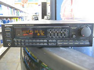 Pioneer VSX 3300 Audio Video Stereo Receiver Equilizer Hi Fi Amp Read Listing