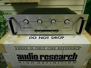 Audio Research SP 9 Hybrid Tube FET Stereo Preamplifier