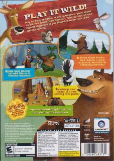 Open Season Ubisoft Kids Cartoon PC Game New in Box 008888683131
