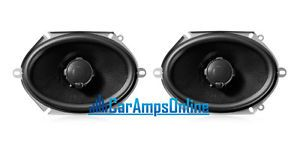 "★ JBL GTO8628 5x7"" 6x8"" Car Stereo Front Door Truck Rear Audio Speakers Set ★"