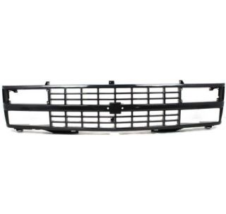88960431 Grill Assembly New Chevy Silverado Pickup Suburban Black R3500 91 Auto