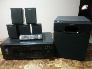 Sony Str K502P Home Theater Surround Sound System