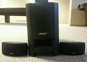 Bose Cinemate Series II Digital Home Theater Surround Sound System