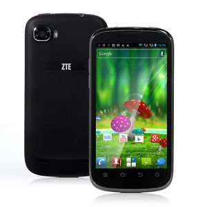 "ZTE 4 3"" Dual Core 2 Sim ATT T T Mobile Nextel Unlocked Android Smart Phone"