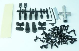 HPI Sprint 2 Flux Screws Tools Set Nuts Wrench Servo Chassis Motor 106159