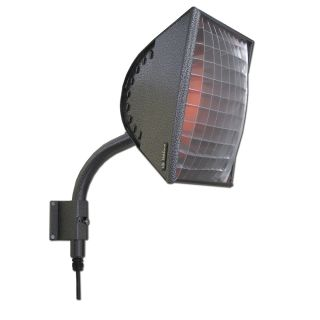 Hotzone Electric Wall Mount Radiant Heater