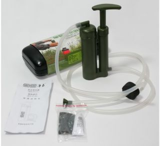 Pure Easy Soldier Portable Mini Water Filter Purifier