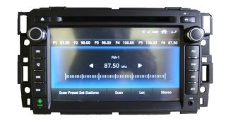 Best Quality Android OE Fitment in Dash Car Radio Navigation DVD USB Tahoe Yukon