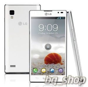 "LG Optimus L9 P760 P765 P768 White 4 7"" IPS HSDPA WiFi Android 4 Phone by FedEx"