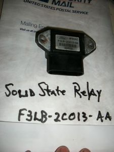 1999 Ford Expedition Solid State Relay F3LB 2C013 AA