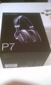 Bowers Wilkins Headphones P7 Brand New SEALED Box