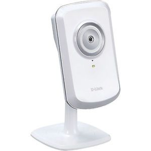 D Link DSC 930L Wireless Baby Home Monitor Security Camera for iPhone Android