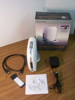 Belkin High Speed Docking Station Cat F5U273 NIB
