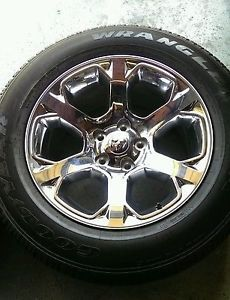 Dodge RAM 1500 20 inch Wheels
