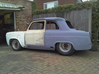 Ford 100E Hot Rod Pro Street