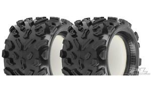 Pro Line Big Joe 40 Series Truck Tires 1103 00 for T Maxx Revo Savage
