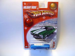 Hot Wheels 2005 Holiday Hot Rods 1949 Ford Mercury Convertible 1 64