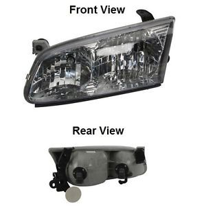Toyota Camry 1999 2001 Driver Left Headlight Assembly Vaip 81150 AA020