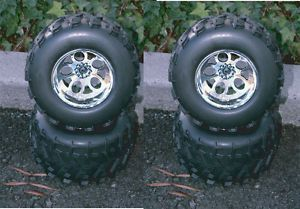 FG 1 5 Scale Monster Truck Tires not Glued