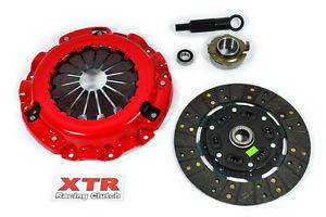 XTR Racing Stage 2 Clutch Kit 88 92 Mazda 626 MX 6 Ford Probe GT 2 2L Turbo 5SPD