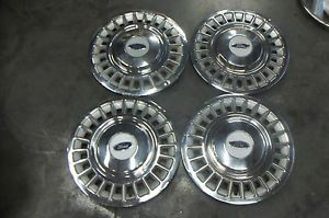 "Ford Crown Victoria Hubcaps Wheel Covers 1998 1999 2000 2001 2002 16"" 7014B"