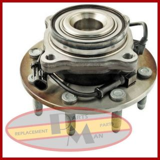 New Front Wheel Bearing Hub Assembly Fits GMC and Chevy Chevrolet with ABS