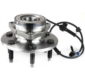 New Front Wheel Bearing Hub Assembly 4x4 4WD 6 Stud
