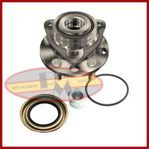 Front Wheel Bearing Hub Assembly Fits Pontiac Olds Chevy Cadillac Buick ABS