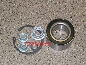 VW Golf MK4 Audi A3 Front Wheel Bearing Kit C189