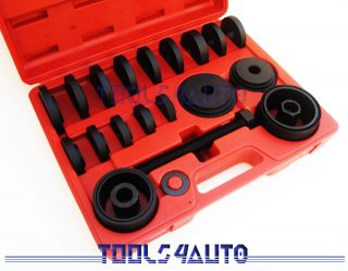 VW Audi Volvo Toyota Honda FWD Front Wheel Bearing Removal Pulley Tool Kit