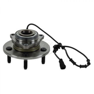 02 08 Dodge 1500 Pickup Truck RAM Front Wheel Hub Bearing Assembly