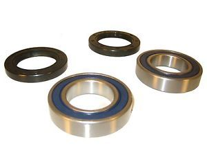 2005 Kawasaki Mule 3010 Diesel 4x4 ATV Front Wheel Bearing Seal Kit