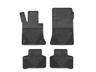 Weathertech® All Weather Floor Mats Mercedes GLK Class 2009 2014 Black