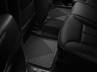 Weathertech® All Weather Floor Mats MB ml Class 2006 2011 Black