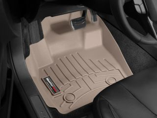 WeatherTech Custom Floor Mat Floorliner Ford Fusion 2013 2014 Tan