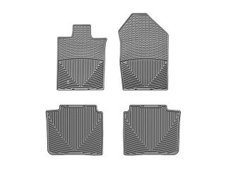 Weathertech® All Weather Floor Mats Ford Fusion 2006 2010 Grey