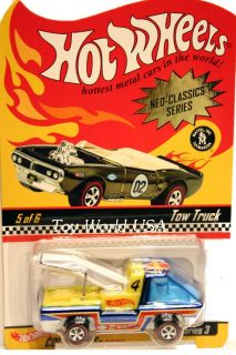 Hot Wheels 2003 Neo Classics Series Tow Truck Ser 3 5