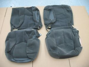 03 04 05 06 Chevy Silverado Truck Tahoe Seat Covers