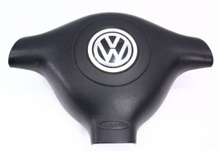 3 Spoke Sport Steering Wheel Airbag VW Jetta GTI MK4 3B0 880 201 BJ