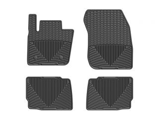 Weathertech® All Weather Floor Mats Ford Fusion 2013 2014 Black