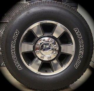 "New Ford F250 F350 Super Duty 18"" Factory Wheels Rims Michelin Tires 2005 13"