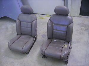 Ford Probe Streetrod Hot Rod Custom Truck Rat Rod Bucket Seats