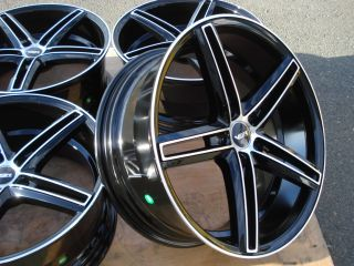 18 Lexus ES300 IS250 AWD GS300 GS400 SC300 sc400 RX330 Black 5 Lug Wheels Rims